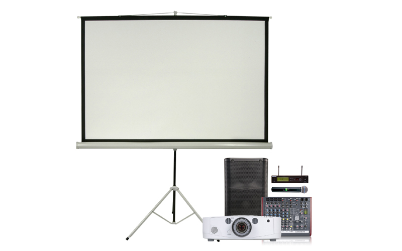 Projector Presentation Pack